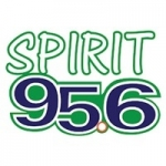 Logo da emissora Radio Spirit 95.6 FM