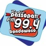 Logo da emissora Radio Passopati 99.4 FM