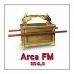 Logo da emissora Arca FM