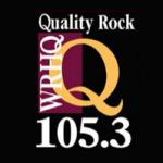 Logo da emissora Radio WRHQ 105.3 FM