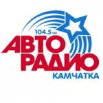 Logo da emissora Autoradio 104.5 FM