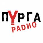 Logo da emissora Radio Purga 102.8 FM