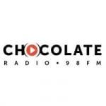 Logo da emissora Radio Chocolate 98.0 FM
