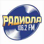 Logo da emissora Radiola 106.2 FM