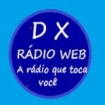 Logo da emissora Rádio DX Web