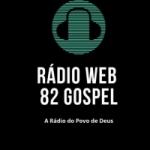 Logo da emissora Rádio Web 82 Gospel