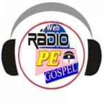 Logo da emissora Rádio Web Pe Gospel