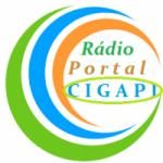 Logo da emissora Rádio Portal CIGAPI