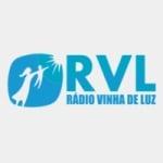 Logo da emissora Rádio Vinha de Luz