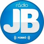 Logo da emissora Rádio JB Forró