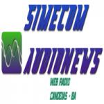 Logo da emissora Simecom Áudio News
