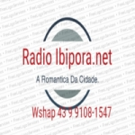 Logo da emissora Rádio Ibiporã Net