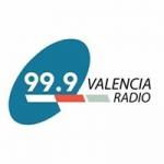 Logo da emissora Valencia Radio 99.9 FM