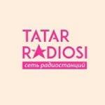 Logo da emissora Tatar Radio 100.5 FM