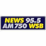 Logo da emissora Radio WSB 750 AM
