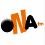 Logo da emissora Radio Ona Catalana 103.5 FM
