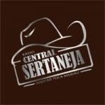 Logo da emissora Rádio Central Sertaneja