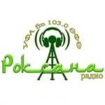 Logo da emissora Radio Roksana 103.0 FM