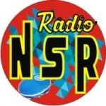 Logo da emissora Rádio Nosso Samba Raiz