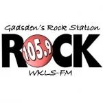 Logo da emissora WFXO 105.9 FM Rock