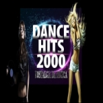 Logo da emissora Dance Hits 2000