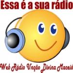 Logo da emissora Web Rádio Unção Divina Maceió