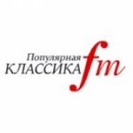 Logo da emissora Radio Populyarnaya Klassika 98.3 FM