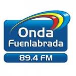 Logo da emissora Radio Onda Fuenlabrada 89.4 FM