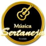 Logo da emissora Música Sertaneja