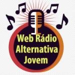 Logo da emissora Rádio Alternativa Jovem