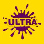 Logo da emissora Rede Ultra de Rádios