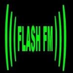 Logo da emissora Flash FM
