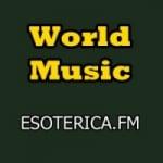 Logo da emissora Esotérica FM World Music