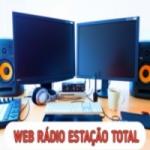 Logo da emissora Web Rádio Estação Total
