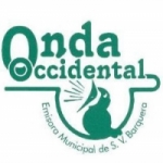 Logo da emissora Radio Onda Occidental 107.7 FM