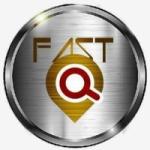 Logo da emissora Rádio Gospel Fast