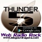 Logo da emissora Thunder 5 Web Radio