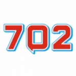 Logo da emissora Radio Talk Radio 702 AM