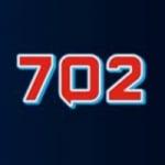 Logo da emissora Talk Radio 702 92.7 FM
