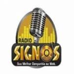 Logo da emissora Rádio Signos