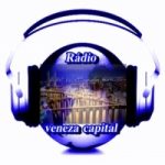 Logo da emissora Rádio Veneza Capital