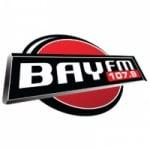 Logo da emissora Radio Bay FM 107.9
