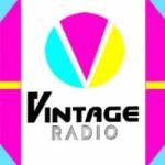 Logo da emissora Vintage Radio!