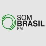 Logo da emissora Rádio Som Brasil FM