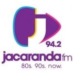 Logo da emissora Radio Jacaranda 94.2 FM