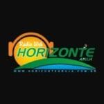 Logo da emissora Rádio Web Horizonte