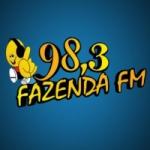 Logo da emissora Rádio Fazenda 98.3 FM