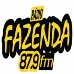 Logo da emissora Rádio Fazenda 87.9 FM