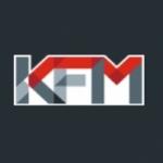 Logo da emissora Radio KFM 94.5 FM