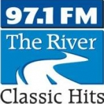 Logo da emissora WSRV 97.1 FM The River